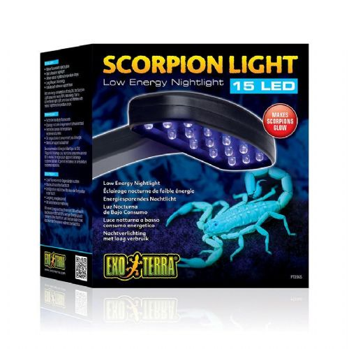 ET Scorpion Light 2W 15-LED, PT2365